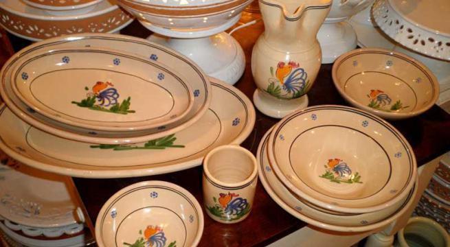vasellame e stoviglie di ceramica